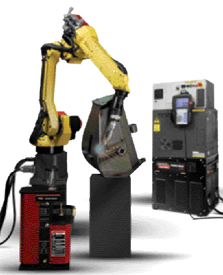 Complete robotic-welding package