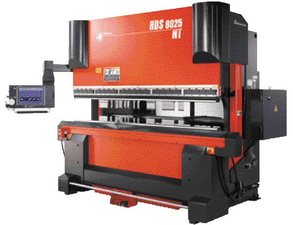 Electric/hydraulic press brake