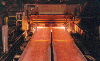 Germans develop air-hardening steels