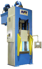 Multipurpose hydraulic press