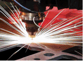 Laser job-shop services