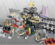 Die sets, tooling components, hydraulics and fabrications