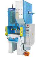 Mechanical and hydraulic presses