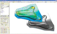 Die-design, stamping simulation software
