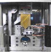 Quic-change tube-cutting system