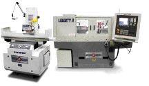 Precision CNC ID/OD grinders, progressive dies