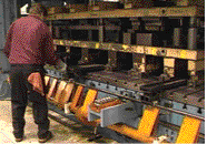 Conveyor for scrp, part handling