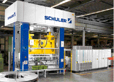 Servo presses to 2500 tons