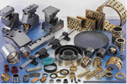 Mold and die components, new bearing