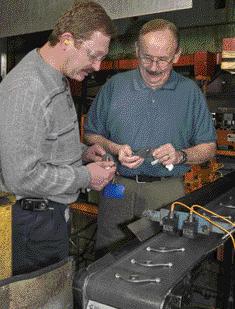 Examining valve-train components