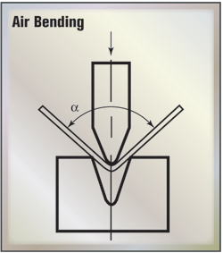 fig. 4 Air Bending