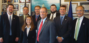 Next Generation Leaders learn how to educate congress and the media
