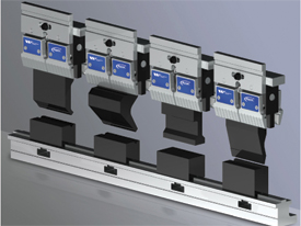 Tooling for turret punch presses