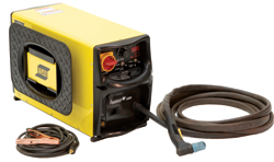 Portable, high-speed plasma-cutting power