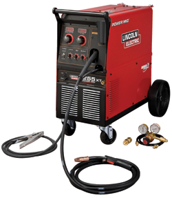 Upgrade Welding Machine