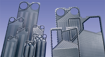 Schuler heat exchangers