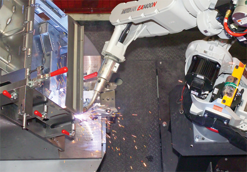 Is welding automation