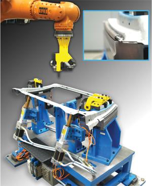 Versatile robotic System
