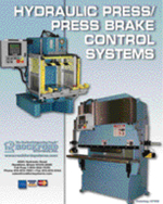 Hydraulic Press/press brake control-systems catalog