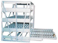 Storage carts designed for press-brake dies