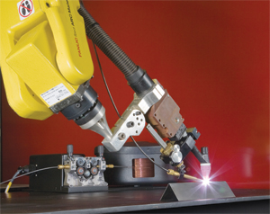Key benefits of robotic GTAW welding inclued repeatable, precise heat control and exact penetration to meet chanllenging qulity standards