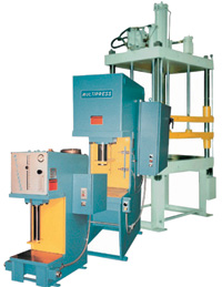 Hydraulic Presses-New and Rebuilt Models