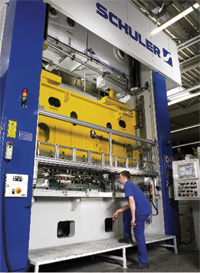 ServoDirect Press Technology, Modernization Upgrades