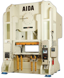 Aida-America new servo press