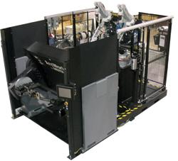 ArcWorld IV-6200SL a compact robotic arc-welding cell