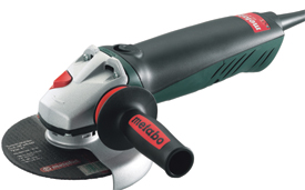Auto-Balanced Angle Grinder