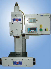 Medical-grade pneumatic toggle press