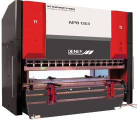 New Press-Brake Lineup