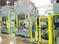 Presses, Automation Equipment