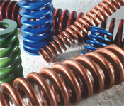 wide range of die and nitrogen gas springs