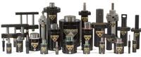 UX.1600 nitrogen gas spring