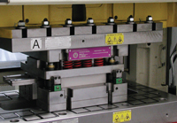 M-Tecs magnetic die-change system