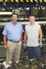 Bob Clay & Brad Cardwell