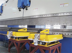 Fabricate Corrugated Plate