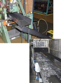 Shuffle Conveyor
