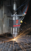 Laser &amp; Plasma Cutting