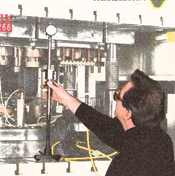 Revitalizing a used mechanical press
