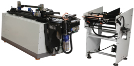 All-Electric Small-Diameter Tube Bender