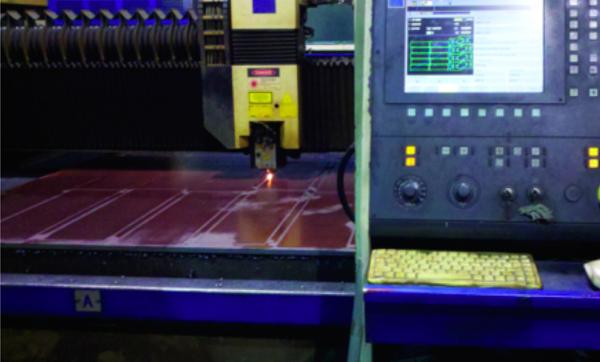 SigmaNext plasma laser cutting