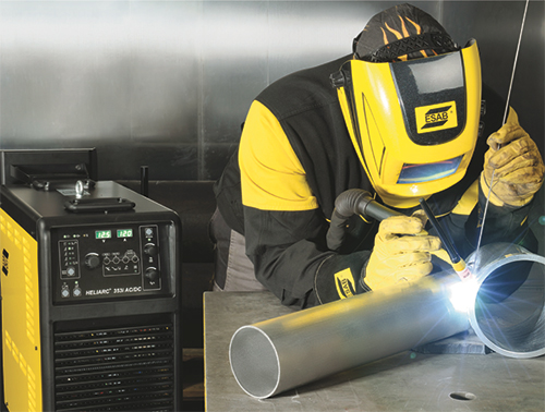 Esab inverter-based welding machines
