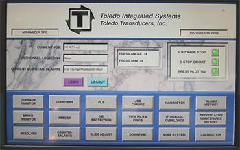 Toledo Maximizer TPC