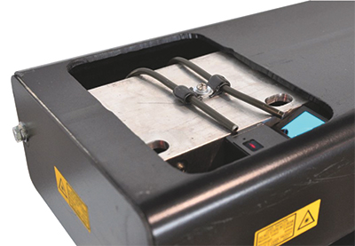 Advanced Gauging Technologies laser thickness gauge