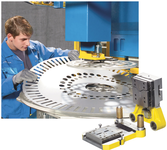 controllable notching dies pay off for high-volume lamination stamping Schuler
