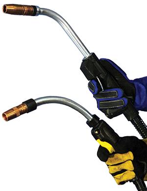 Bernard, Tregakiss arc-welding guns