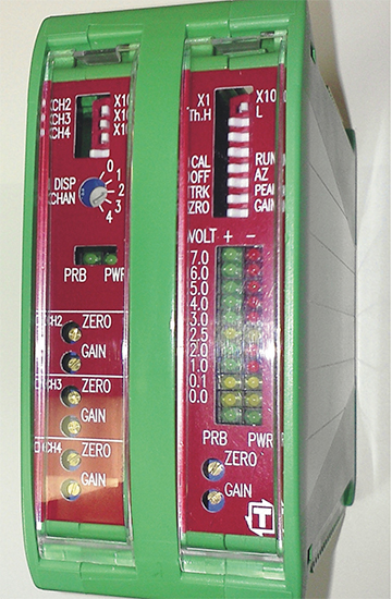 Toledo Integrated Systems force measurement signal conditioner