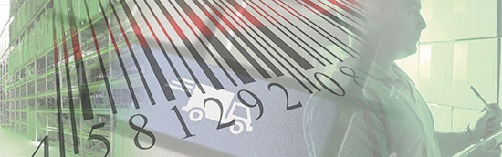 barcode-scanning technology, handheld printing and mobile-device technologies, ERP software